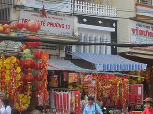 Ho Chi Minh City Tour - Discovering China Town by Cyclo Photos