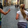 Instant Prague Running Tour