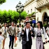 La Roca Village Shopping Day Experience Package with €25 gift card