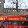 Milan tourist bus
