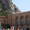 Montserrat at the afternoon