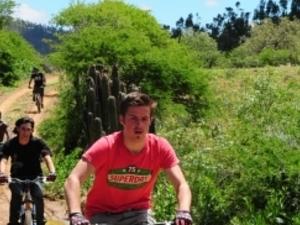 Mountain Biking & Hiking to the Secret Canyon Photos