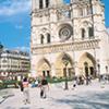 Notre Dame Cathedral, Tower and Ile de la Cité HD Walking Tour