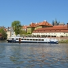 One hour city cruise in Prague - ticket only