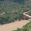 ONE OR TWO DAYS FROM ADDIS ABABA; BLUE NILE GORGE
