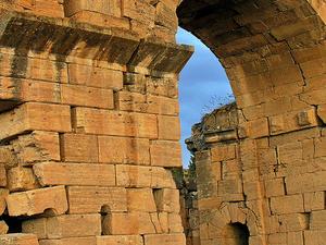Pamukkale-Hierapolis Tour Photos