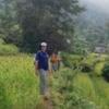 Path to a Hidden Monastery