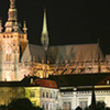 Prague by night: Cruise with dinner (in English)