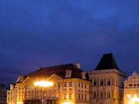 Prague Castle after Dark