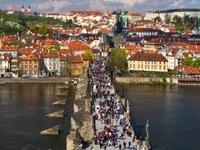 Prague City Tour with Vltava River Cruise