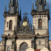 Prague day trip-City of Hundred Towers