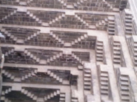 Private Abhaneri Step Well (Baori) Tour with Rajasthani Lunch