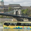 RiverRide Sightseeing On Land and Water for Grops upto 43 persons