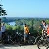 Royal Park Bike Tour London +/- afternoon tea picnic (PRIVATE)
