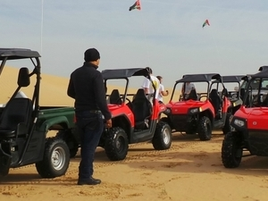 Sand Buggy Safari Photos