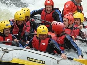 Scotland Two Rivers Rafting Day Tour Photos