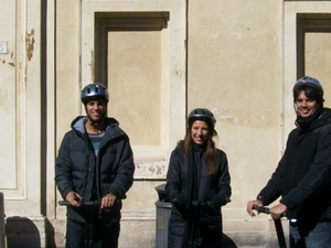 Segway Rome Popes & Caesars Photos
