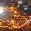 Smell of liberty in Tahrir Square