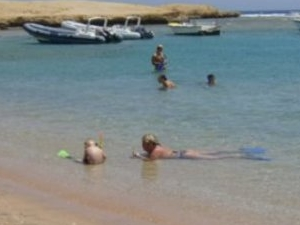 Snorkeling Sharm El Naga from Hurghada Photos