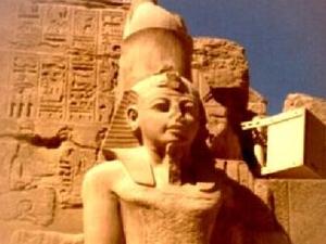 Sound & Light show at Karnak Temple Photos