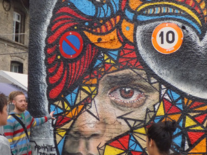Street art workshop & tour Photos