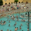 Széchenyi Bath entry + Dinner & Cruise with live music package