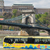 The Floating Bus Budapest