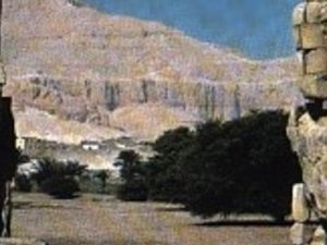 The west bank of Luxor Photos