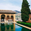 Ticket for Alhambra & Touristic navigator (24hrs)