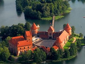 Trakai - Town on Water Photos