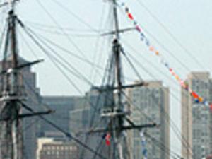 USS Constitution Cruise Photos