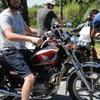 Village Adventure by Motorbike