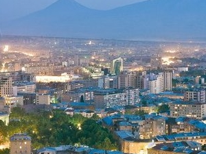 Yerevan Walking Tour Photos