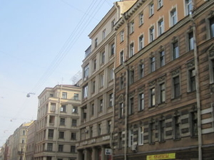 8th Sovetskaya street, 7, 2