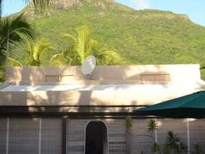An authentic mauritian guest house