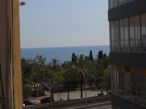 Apartment at seafront