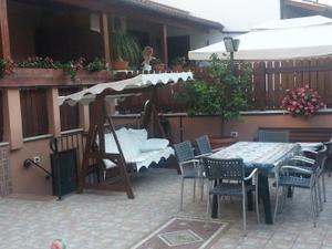 Basement apartment in villa