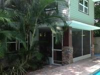 Beach and Pool Tropical House