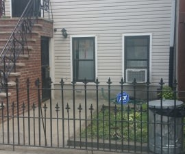 Bed Stuy Townhouse Apartment