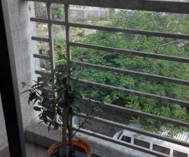 Budget Cosy Bedroom,Balcony Mumbai