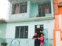 CASA CENTRICA EN SANTIAGO DE CUBA