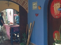 Colorfull suite in Tepoztlan