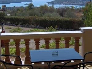 Cosy studio with sea view