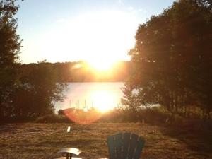 Cottage-condos Lake Cayamant