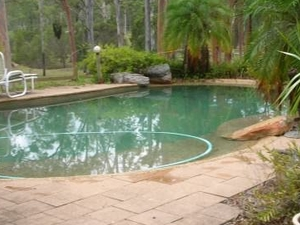 Country paradise near Brisbane