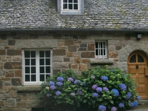 French family living in Brittany