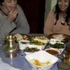 Friendly family in Nepal