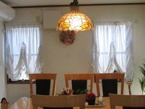 Friendly host & warm environment
