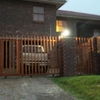 Friendly outdoor family in Maseru