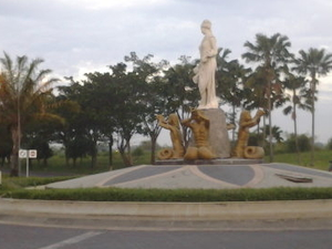 Griya Arcia in East Java Land